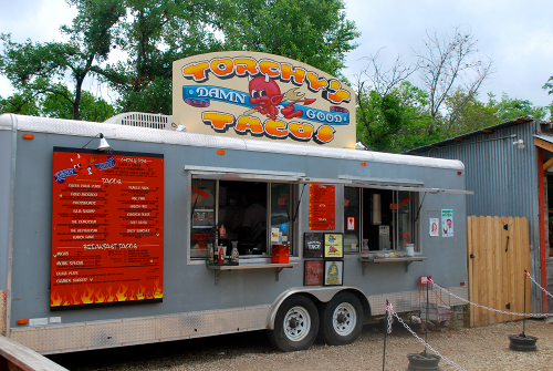 Torchy S Food Truck